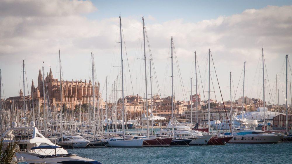 Mallorca palma port