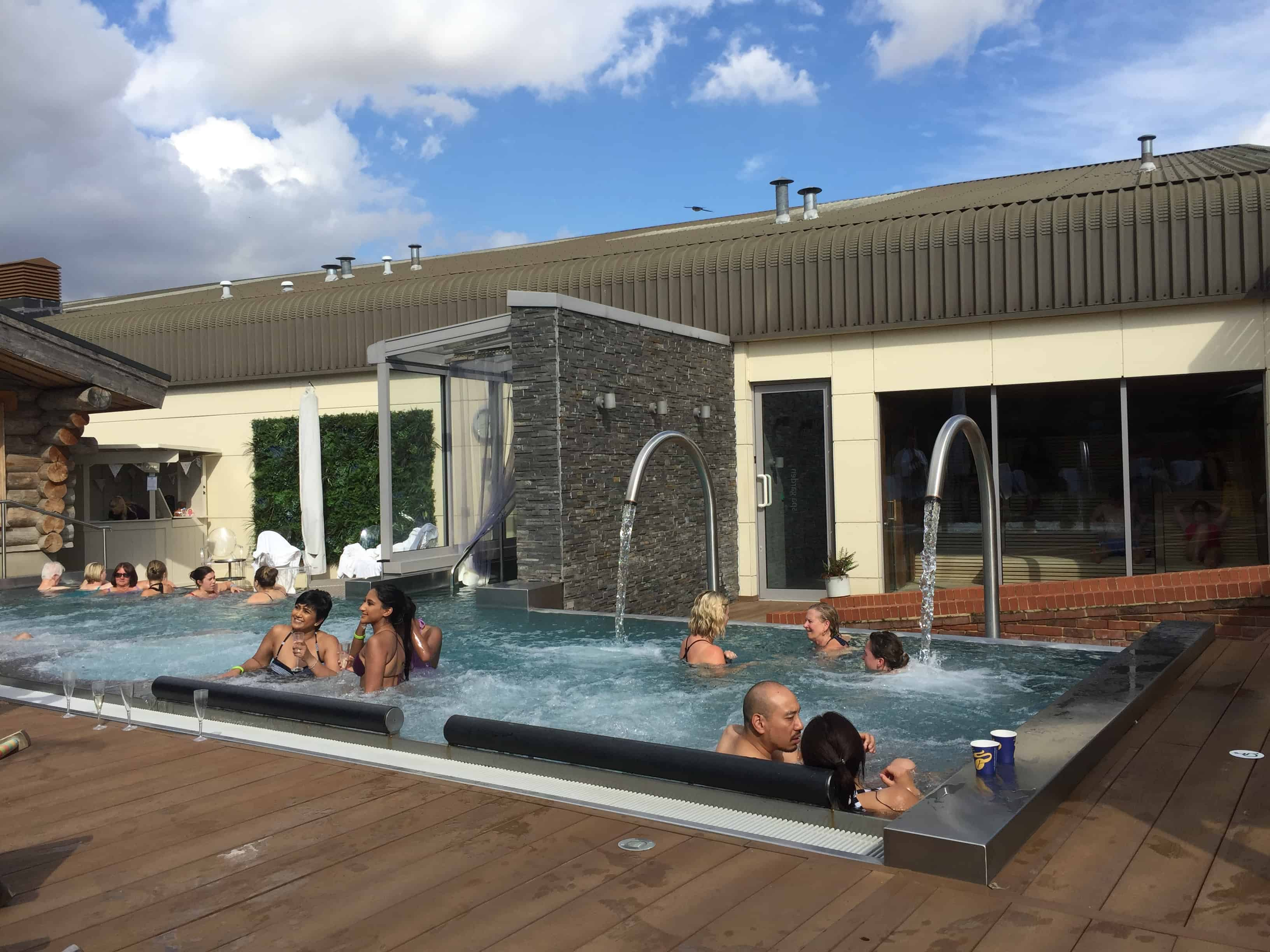 A Weekend Spa Retreat At Y Spa Sophie 39 S Suitcase