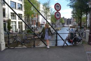 Sophie's Suitcase Amsterdam