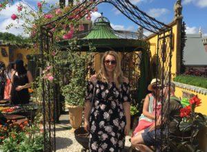 Sophie's Suitcase Chelsea Flower Show