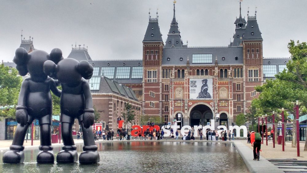 48 Hours in Amsterdam architecture