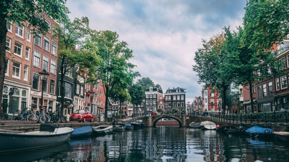 48 Hours in Amsterdam by boat