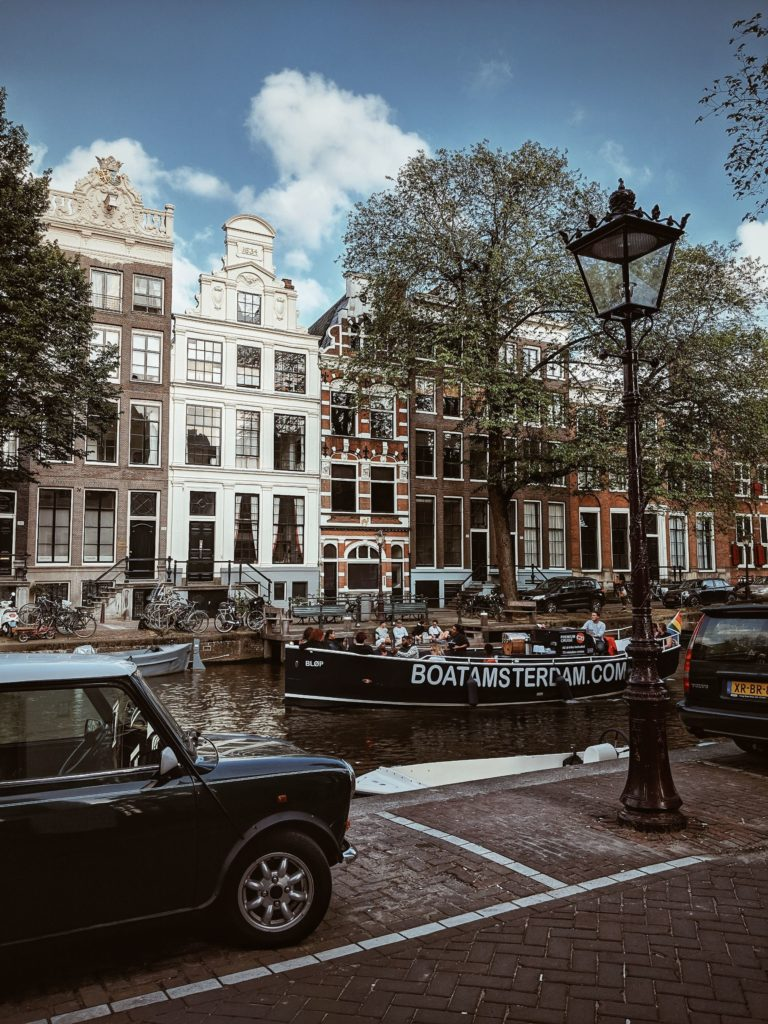 48 Hours in Amsterdam river