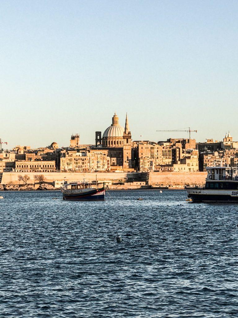 a week in malta valetta
