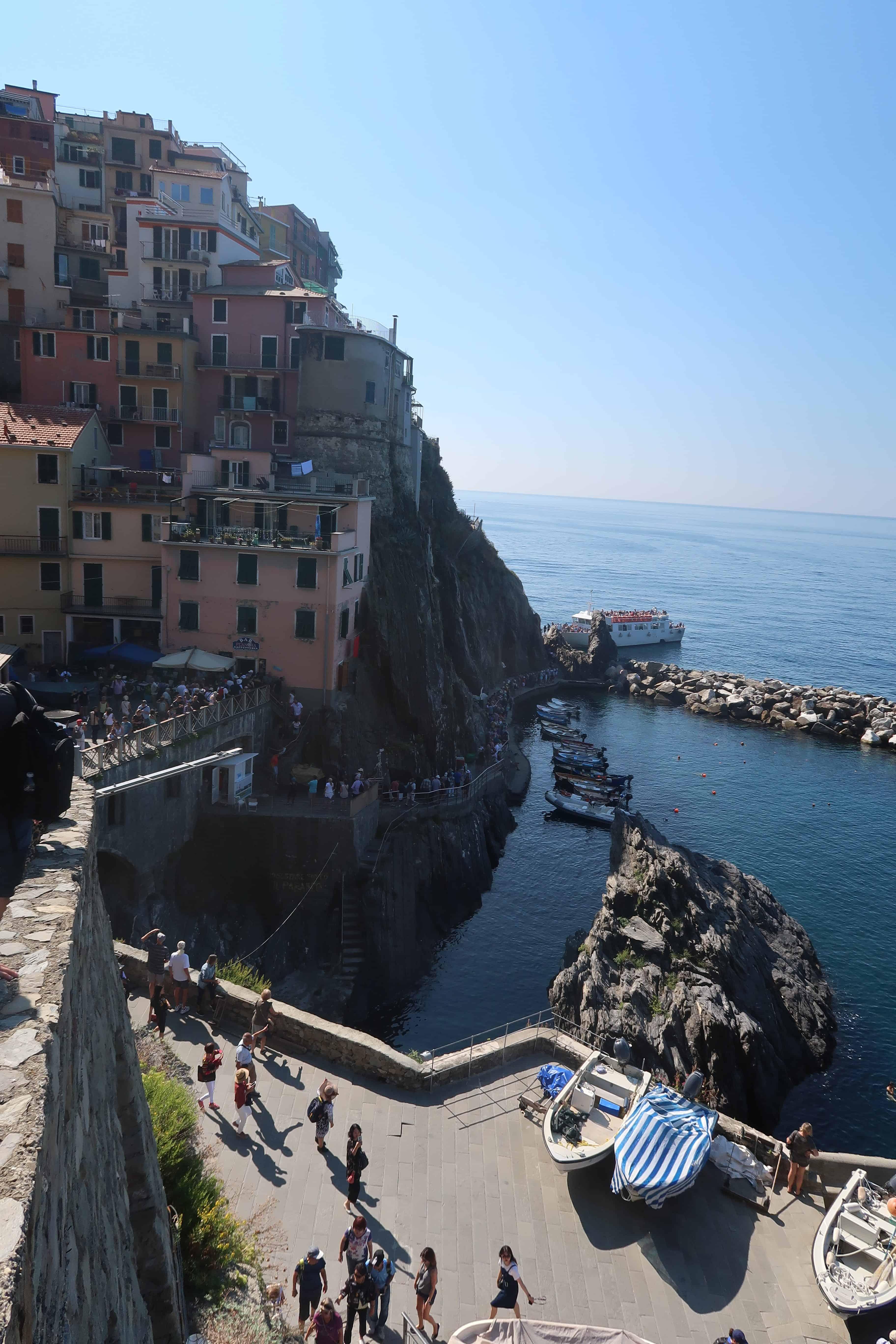 Cinque Terre Italy Europe Princess Cruise