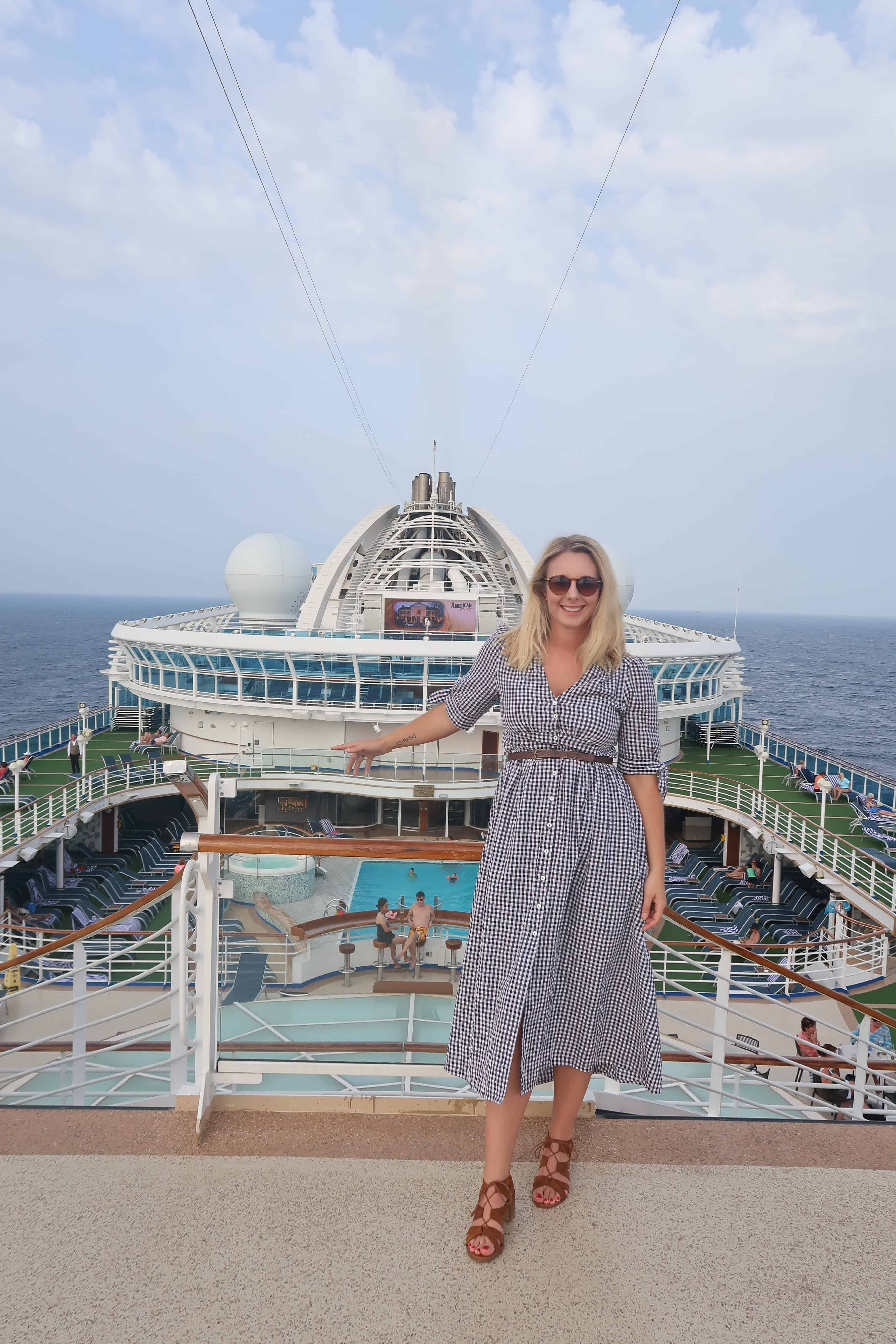 Fashion Cruise Outfit Packing