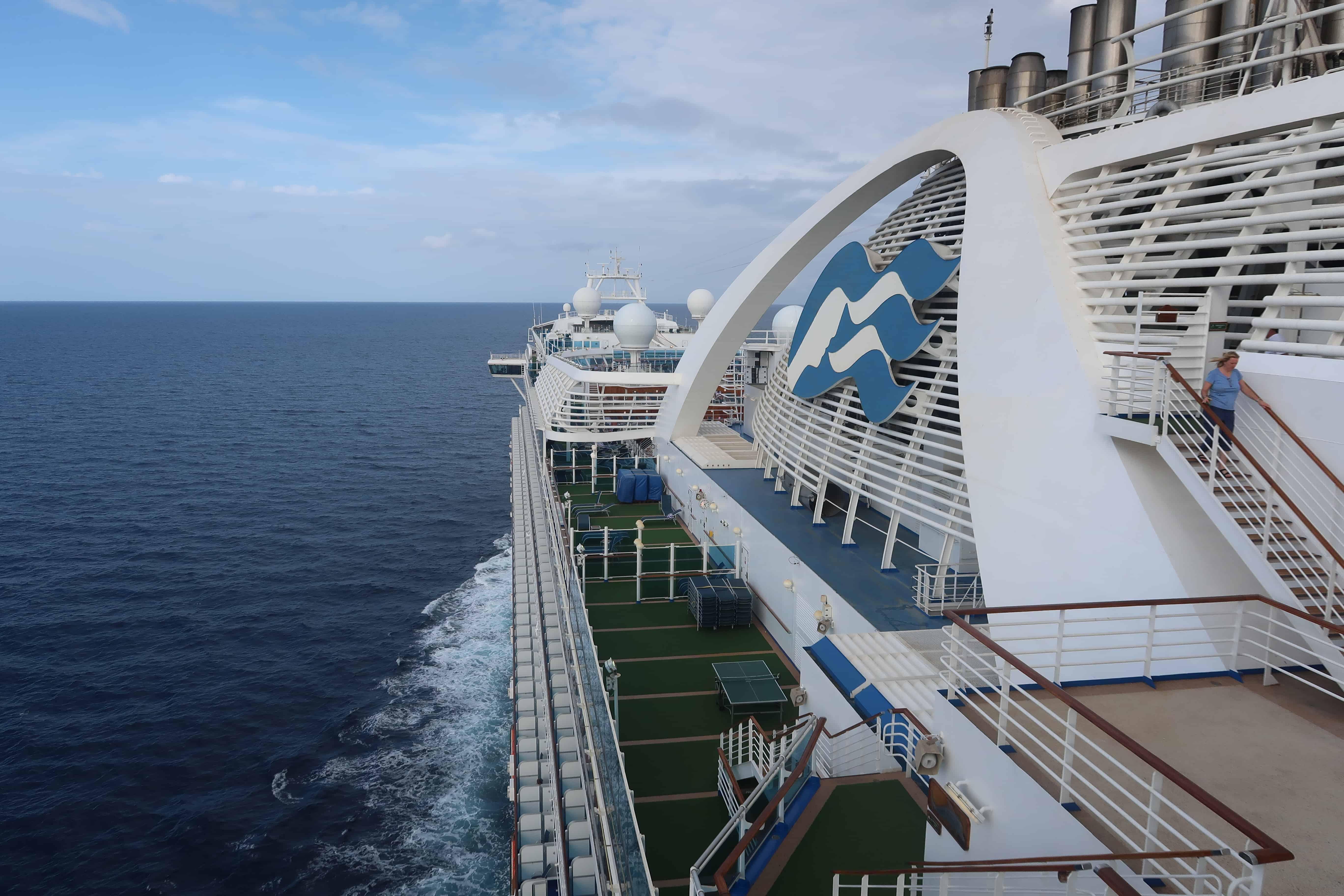 Crown Princess Princess Cruises