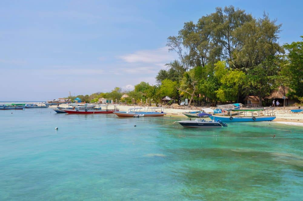 7 days in The Gili Islands