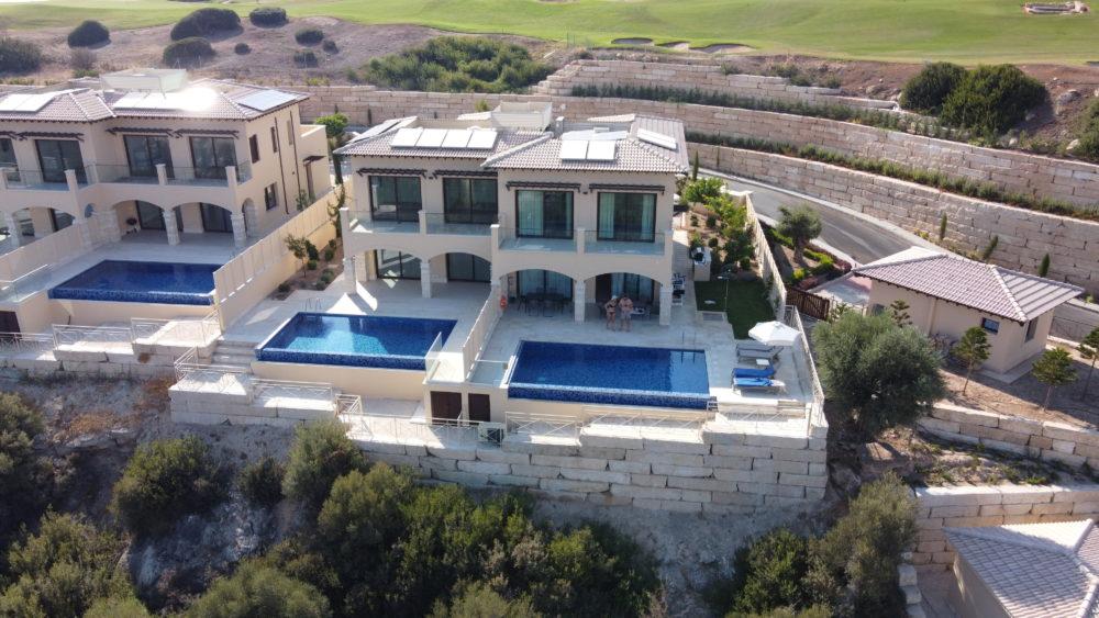 Aphrodite hills resort elite villa