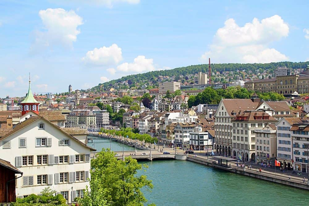 How to spend 5 days in Switzerland Itinerary: Basel, Zurich and Lucerne
