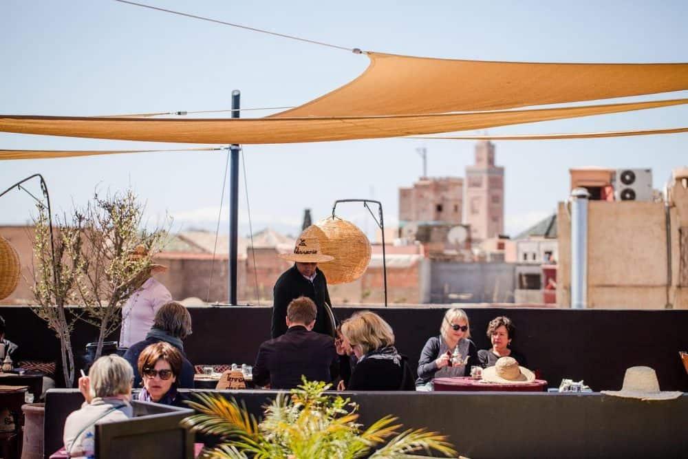 Terrace des Epices marrakech