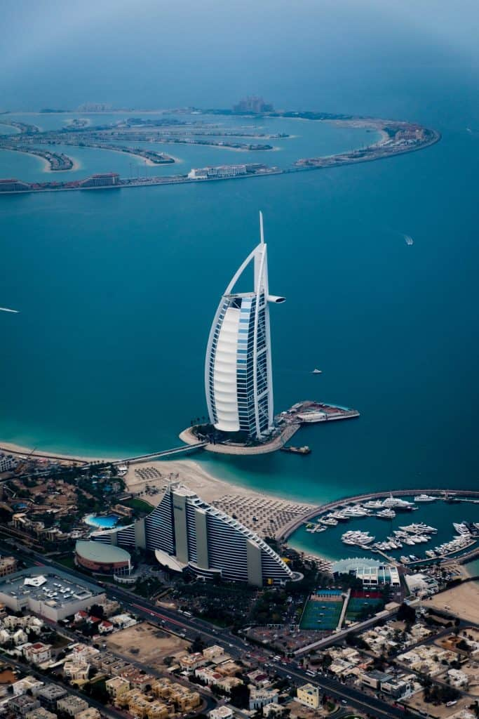 3 days in Dubai Itinerary