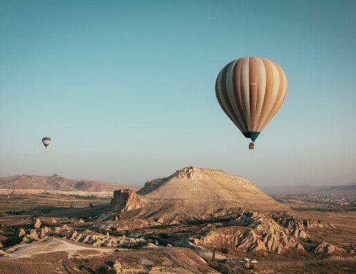 Cappadocia Turkey Itinerary