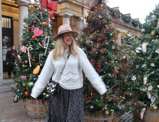 London in December