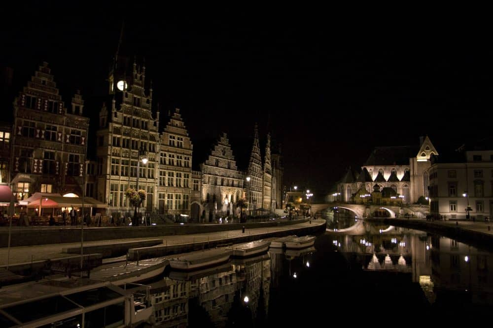 Two Days in Ghent