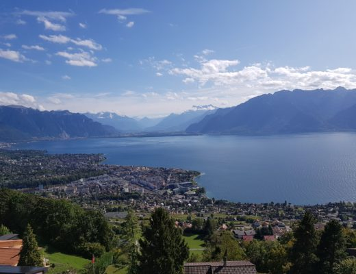 Montreux panorama