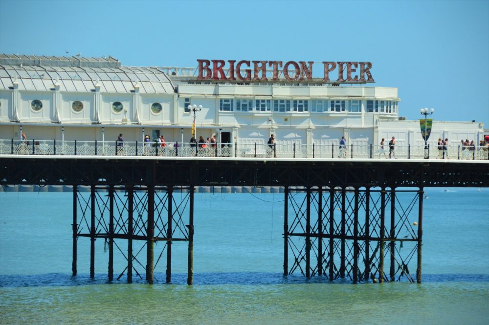 days trips from London brighton