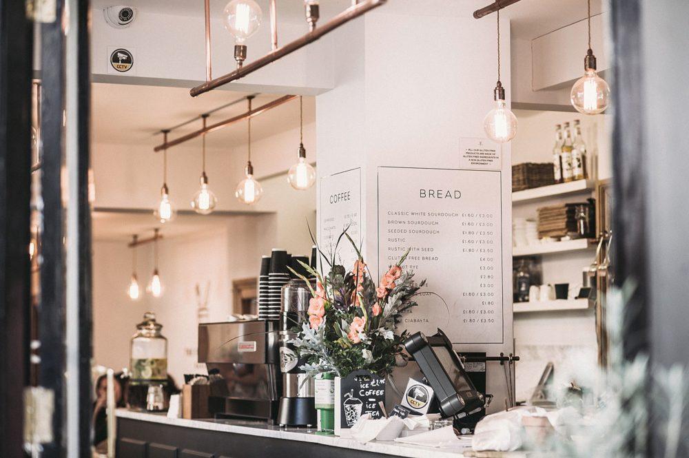 Fun Restaurants in London cafes