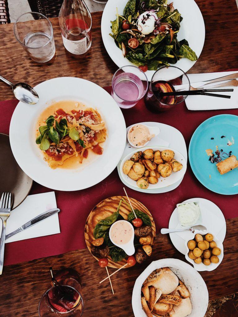Fun Restaurants in London covent garden food