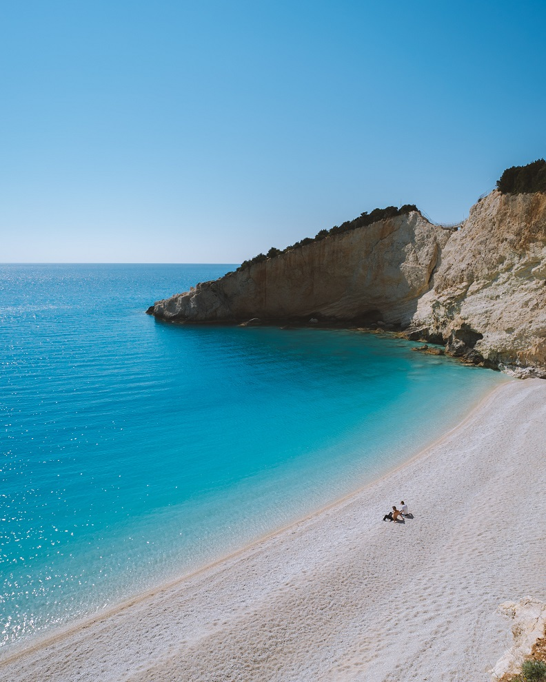 greece tourist attractions beach
