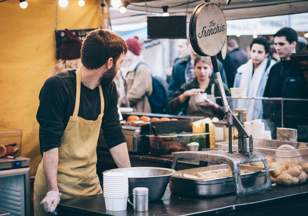 london food guide pop up