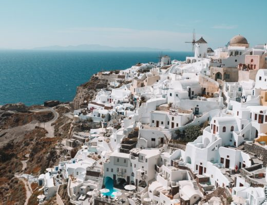 santorini greece tourist attractions