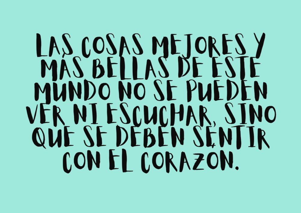 love sayings in spanish