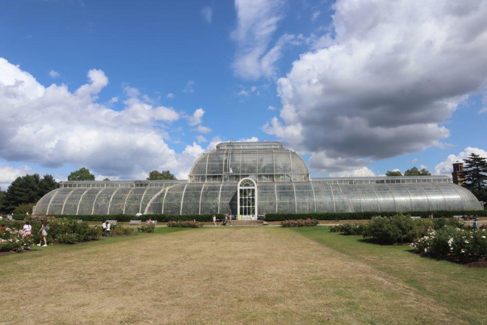conservatory kew gardens