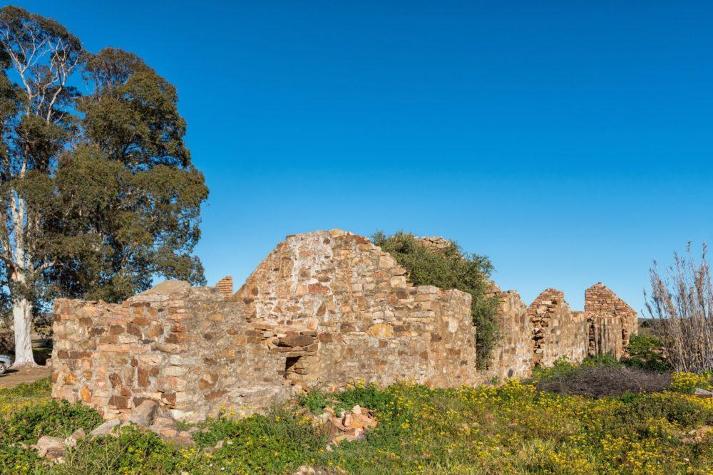 Matjiesfontein towns in Western Cape