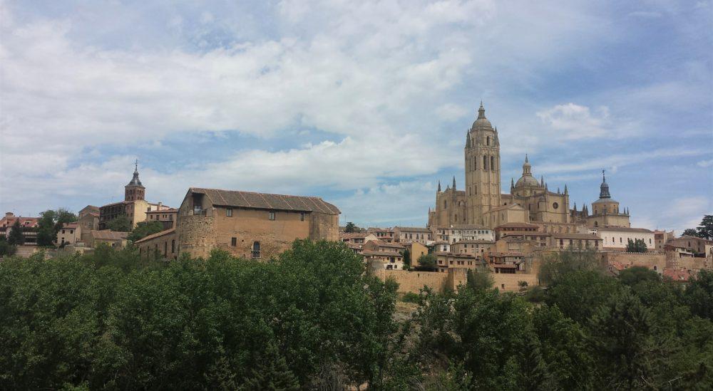 Segovia castles