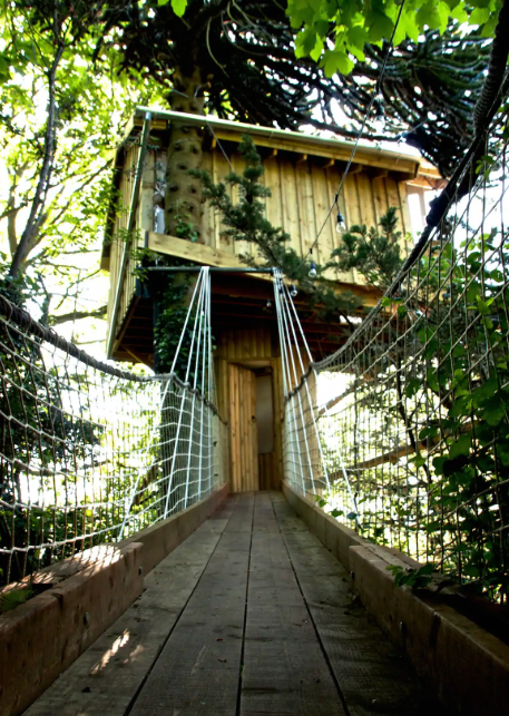 treehouse glamping ireland