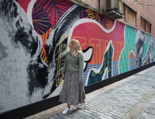 belfast street art
