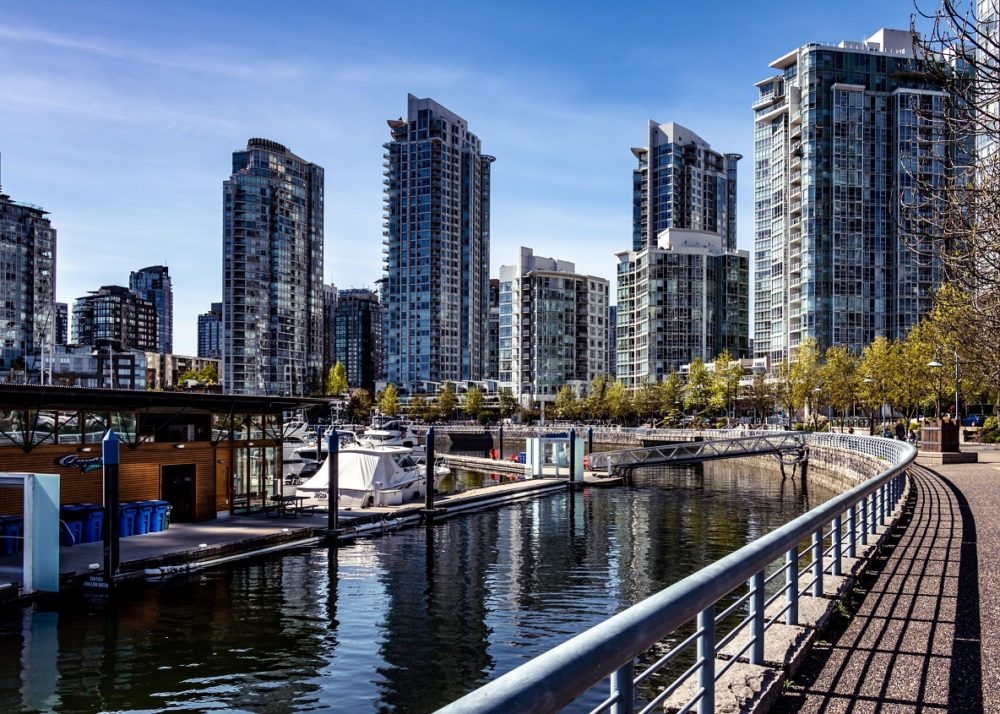 Vancouver - Path by Water