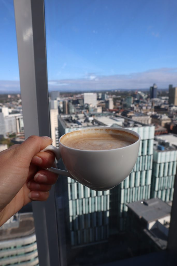 20 stories manchester coffee
