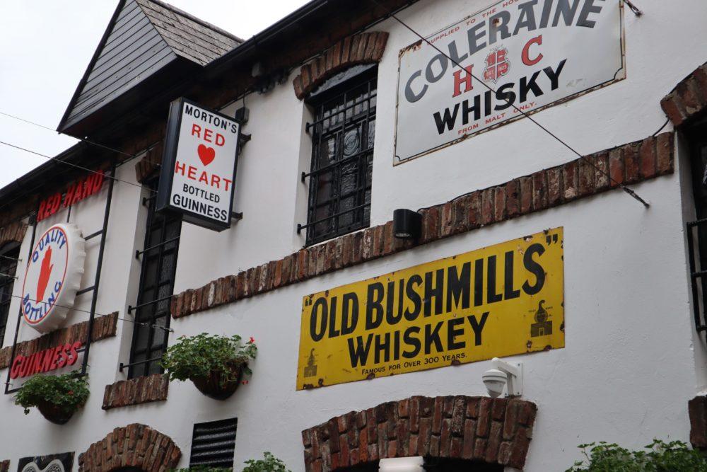 whisky tasting belfast