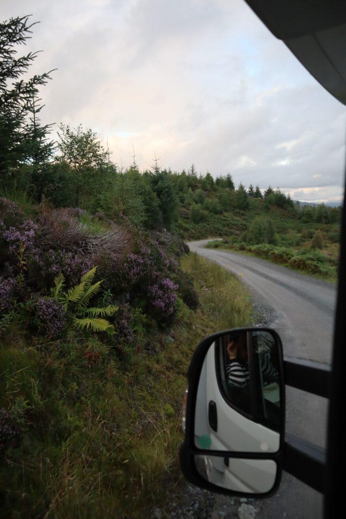 scotland campsite