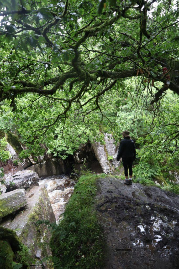 bracklinn falls scotland