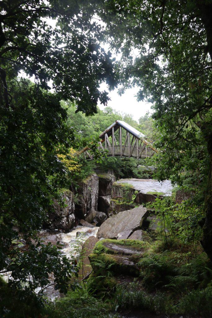bracklinn falls bridge