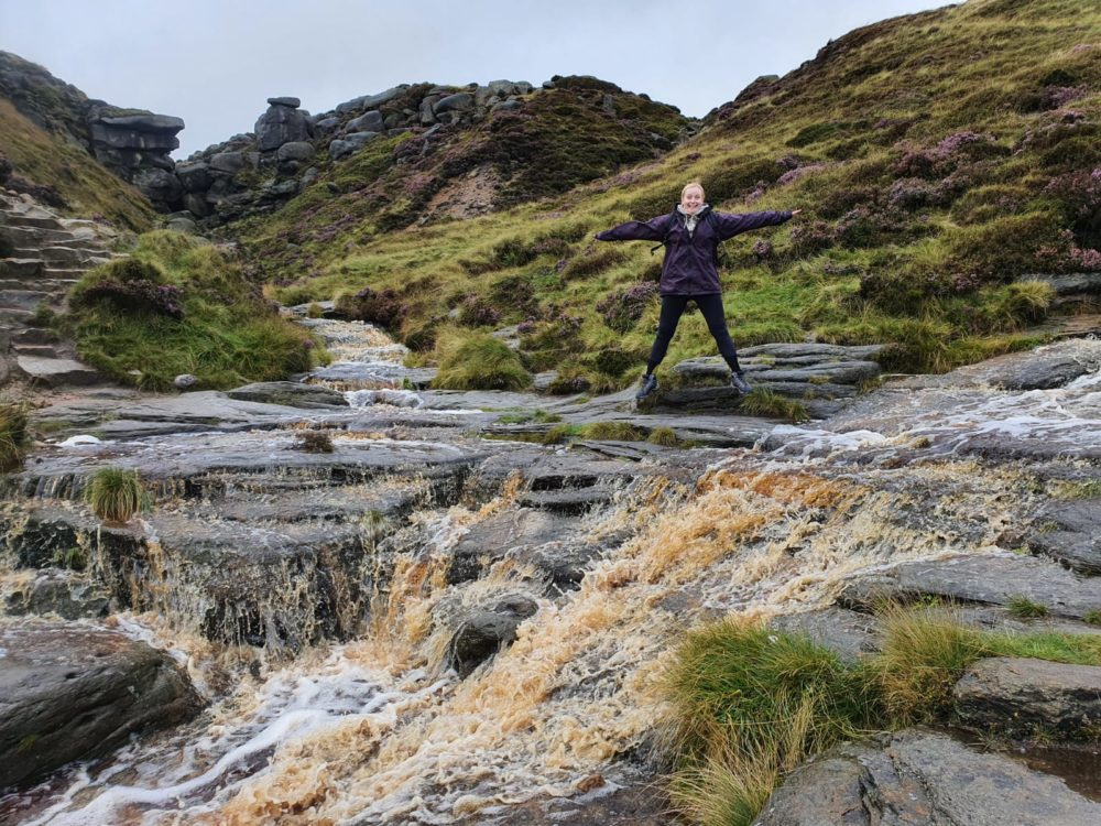 kinder scout walks