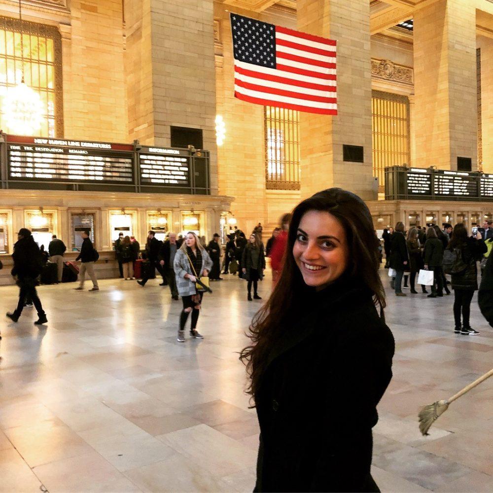 station new york