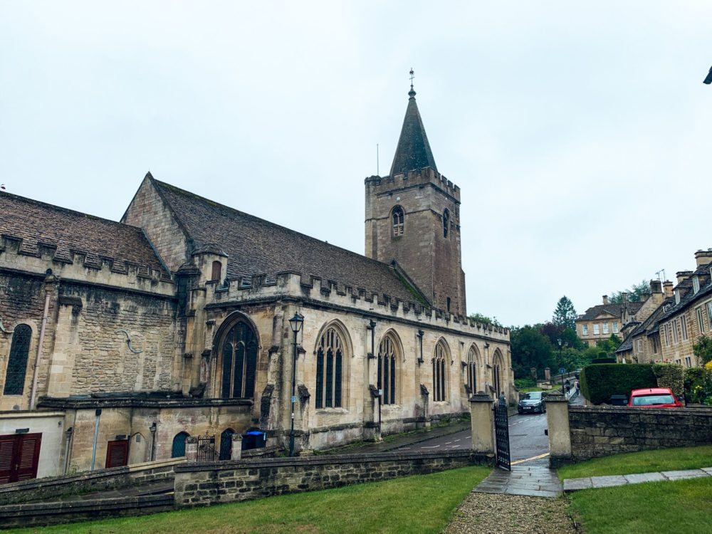 bradford on avon church