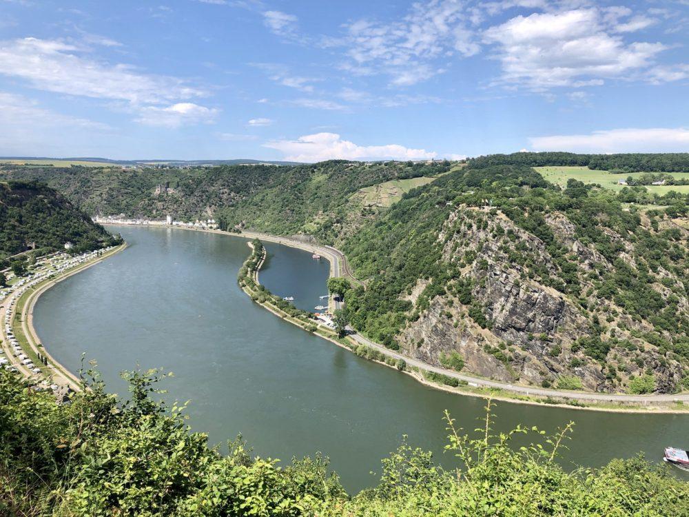 Loreley Rhein Burgen