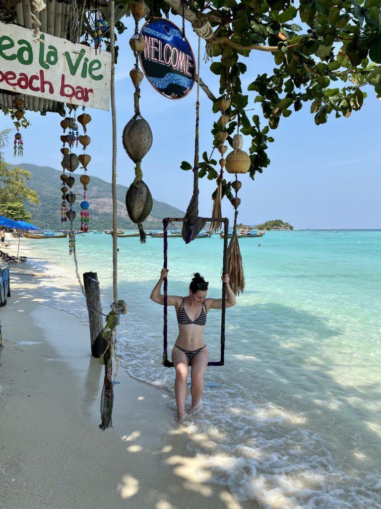 Sea La Vie Beach Bar - hannah
