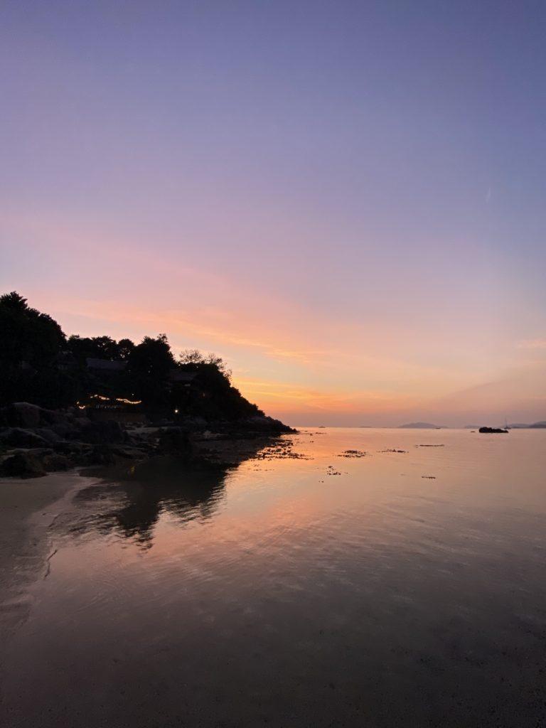 Sunset beach - sunset 0.5