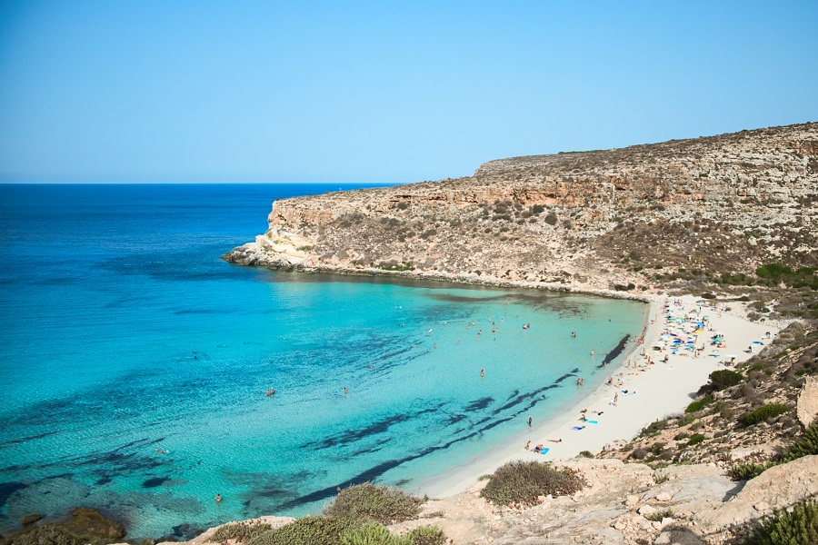 best beaches sicily