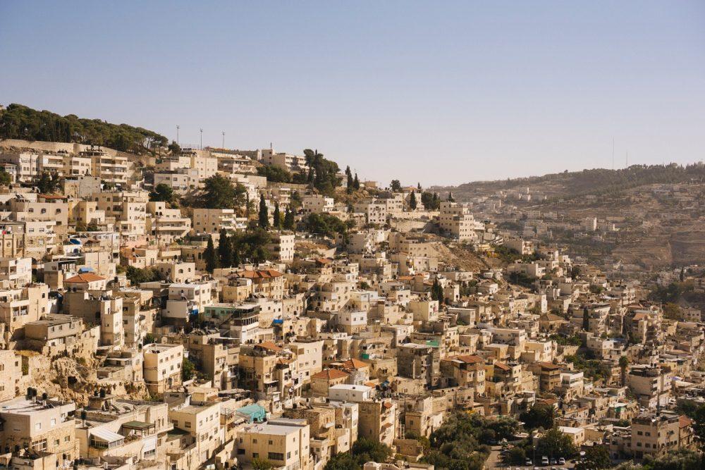 mountain side israel