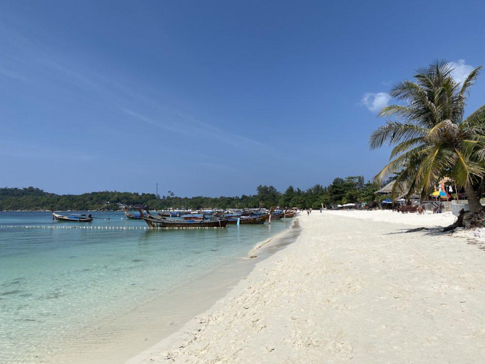 pattaya beach landscape