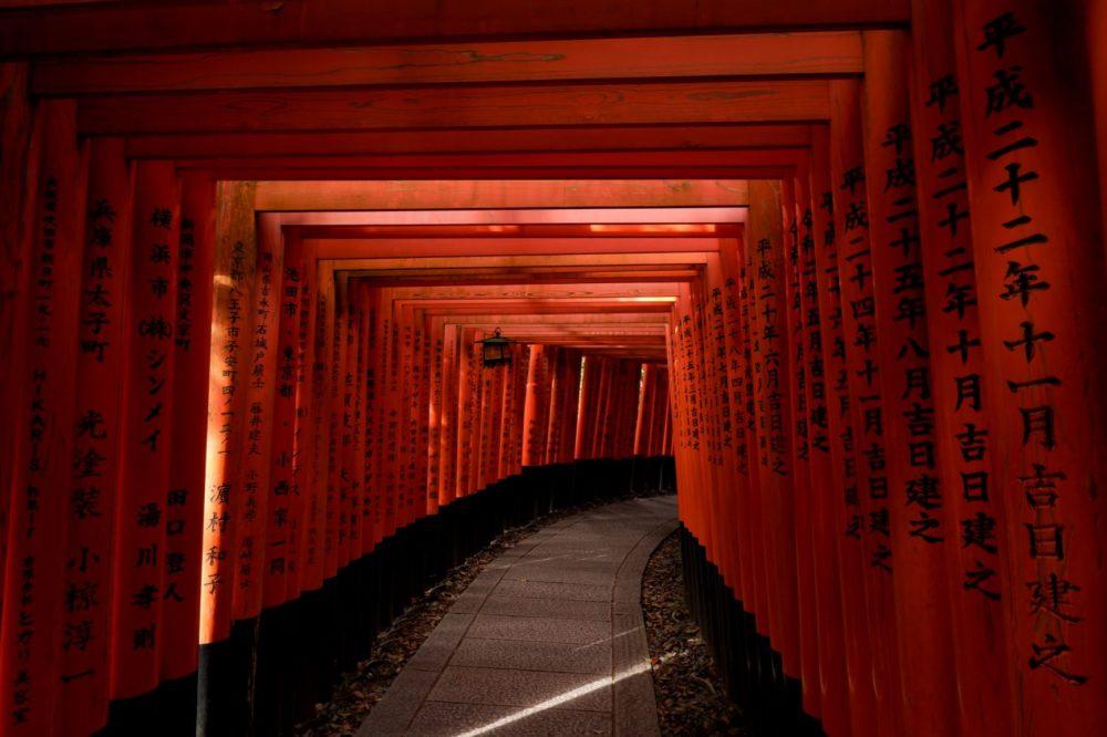 Osaka Itinerary - Day Trip to Kyoto
